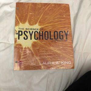 Psych textbook brand new(: